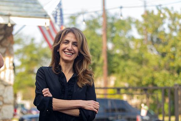 Sima Ladjevardian Raises $100K+ in 24 Hours Since Crenshaw's RNC Speech