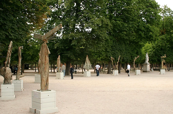 Jardins du Luxembourg, Paris (France)