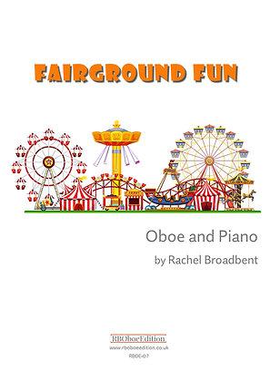 Fairground Fun for oboe and piano BOOK