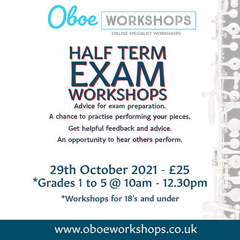 Exam Workshop - Grade 1 to 5