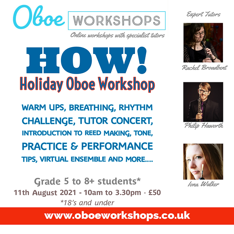 HOW - Holiday Oboe Workshop