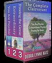 The Complete Clairvoyant BOX SET 3 D Ima
