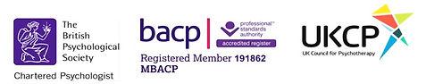 Kevin Morgan Psychotherapy: Professional memberships