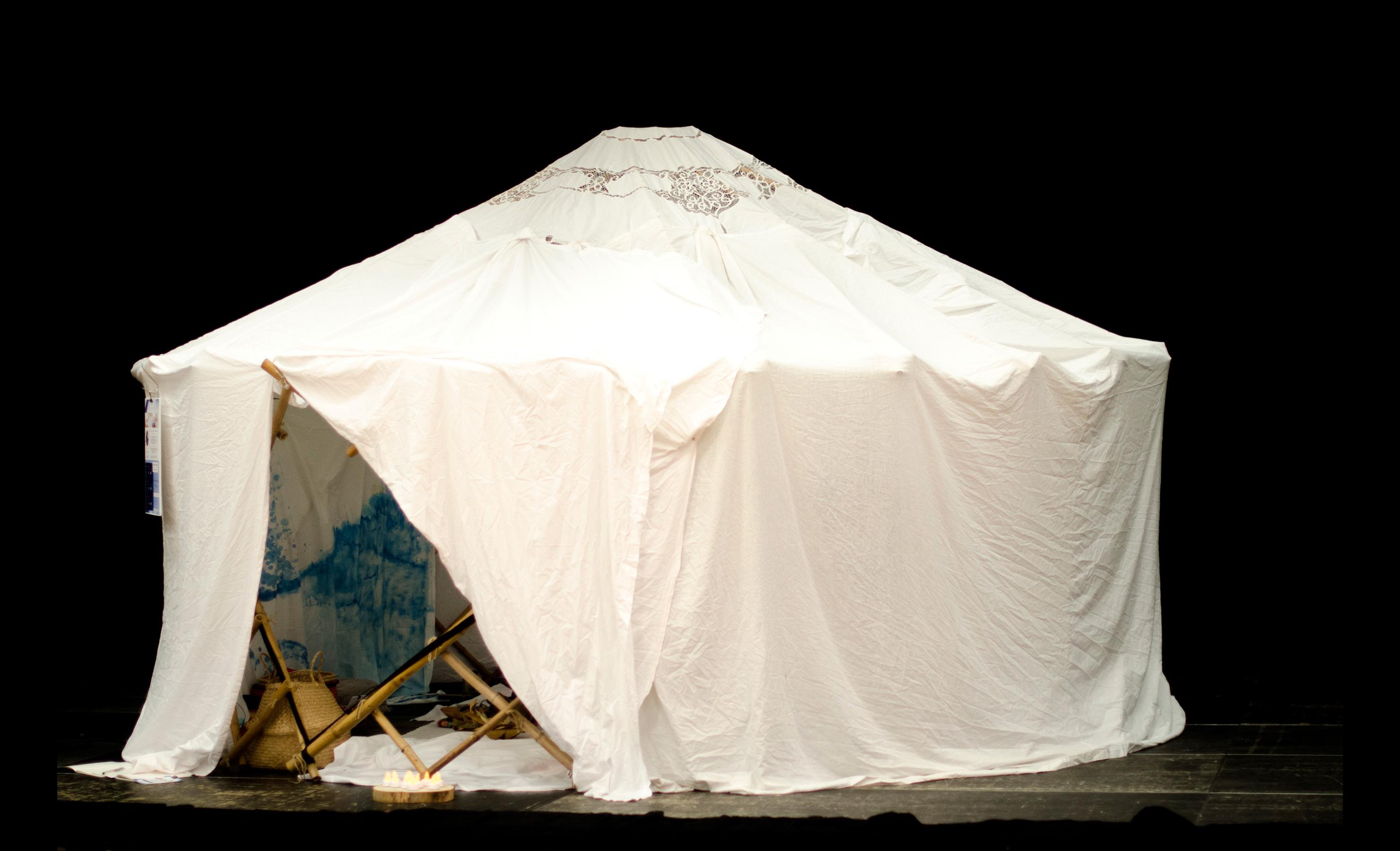 Atelier Jour de Lune - sur scène
