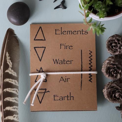 Elements stamp set