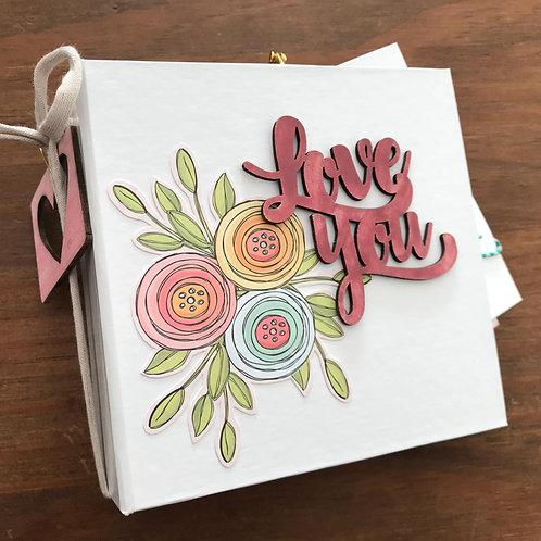 Minizinho Love You - Ju Tonin