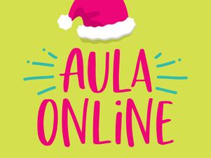 Aula Online GRÁTIS!