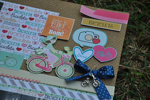 PAP Eu Amo Minha Bike