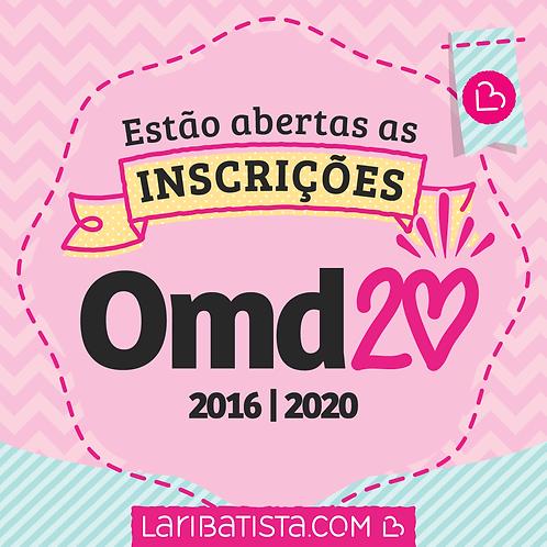 OMD20 - 6x no boleto