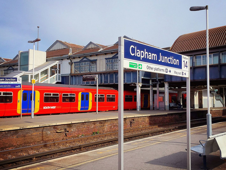 7 travel tips to Central London from Clapham Junction