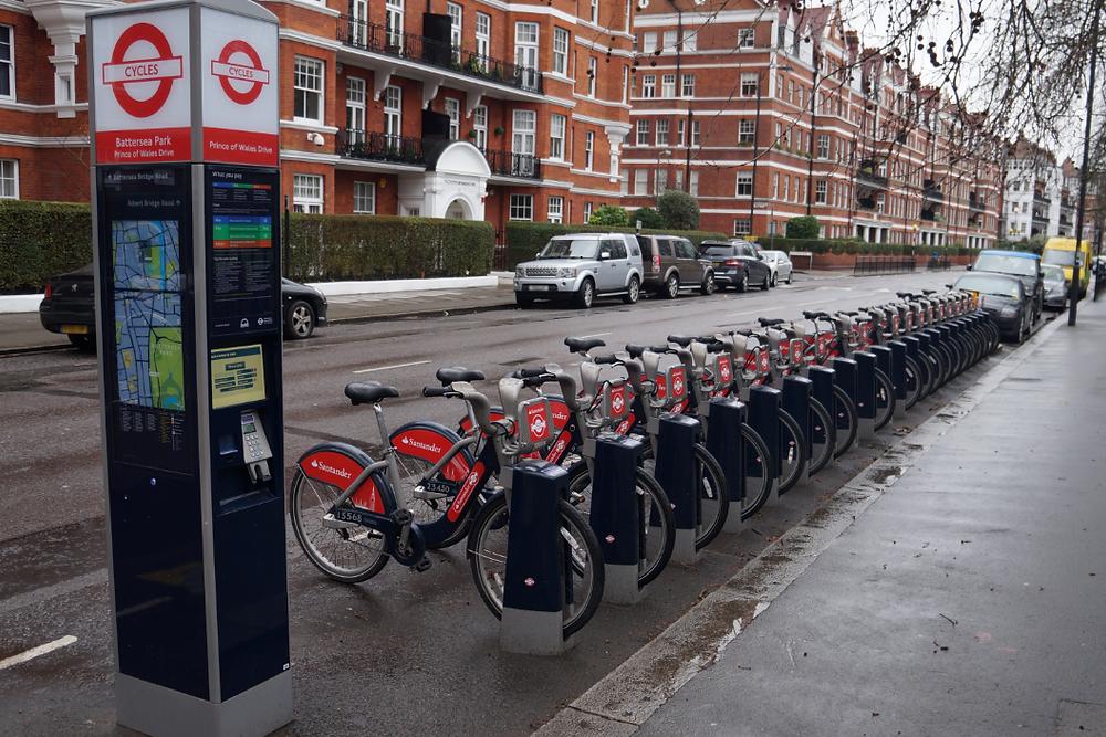 bike hire, london, cycle, travel, transport, tourism, clapham junction