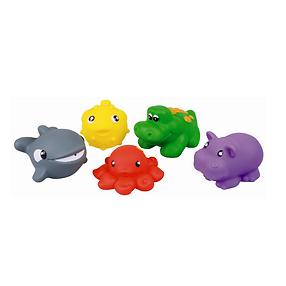 Water - 28195 5pc Soft Bath Buddies.PNG