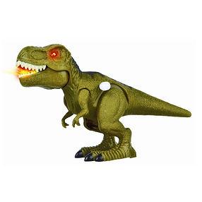 Dino - 24372 LIGHT & SOUND WIND-UP T-REX