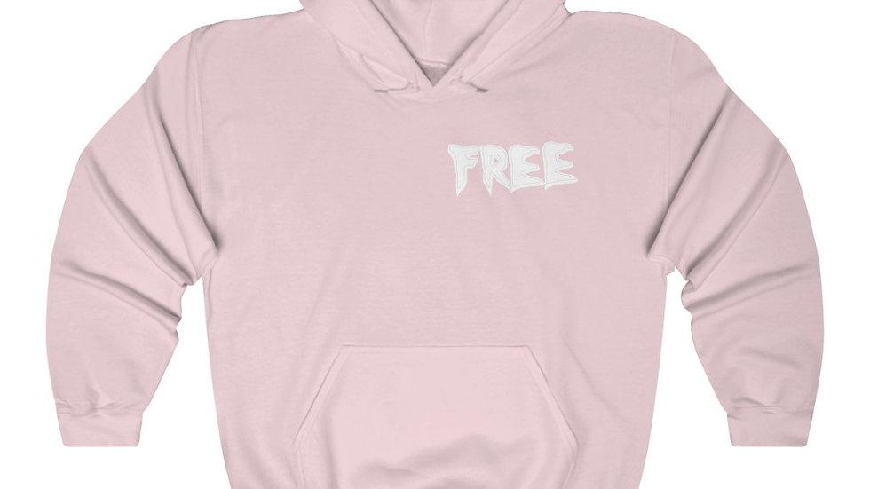 Free Hoodie Pink
