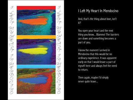 I Left My Heart In Mendocino