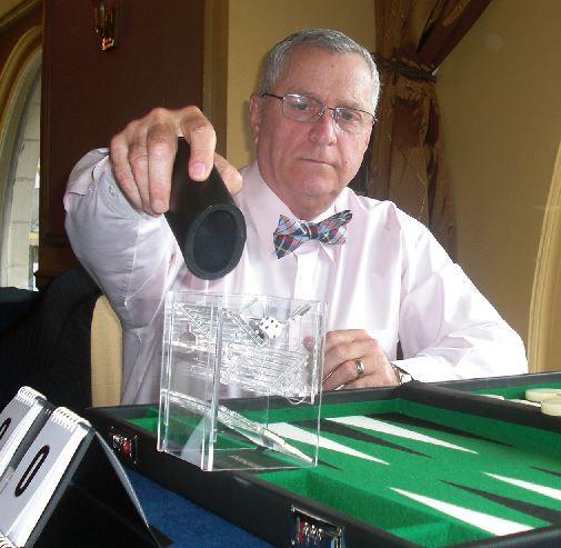 Advanced Backgammon
