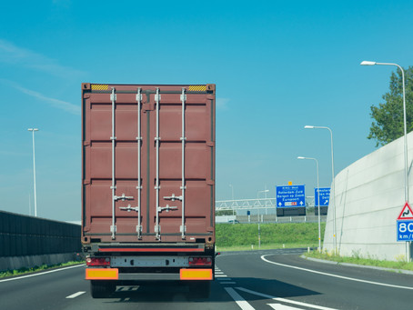 Overloaded trucks: who's willing to stop them?
