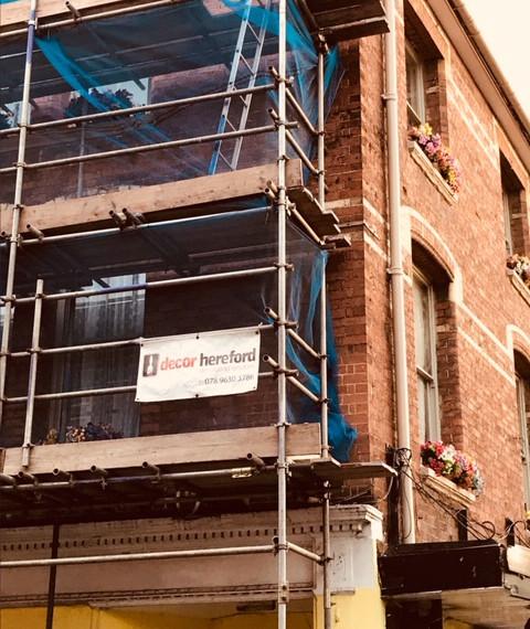 Scaffolding West_Aubrey Street.JPG