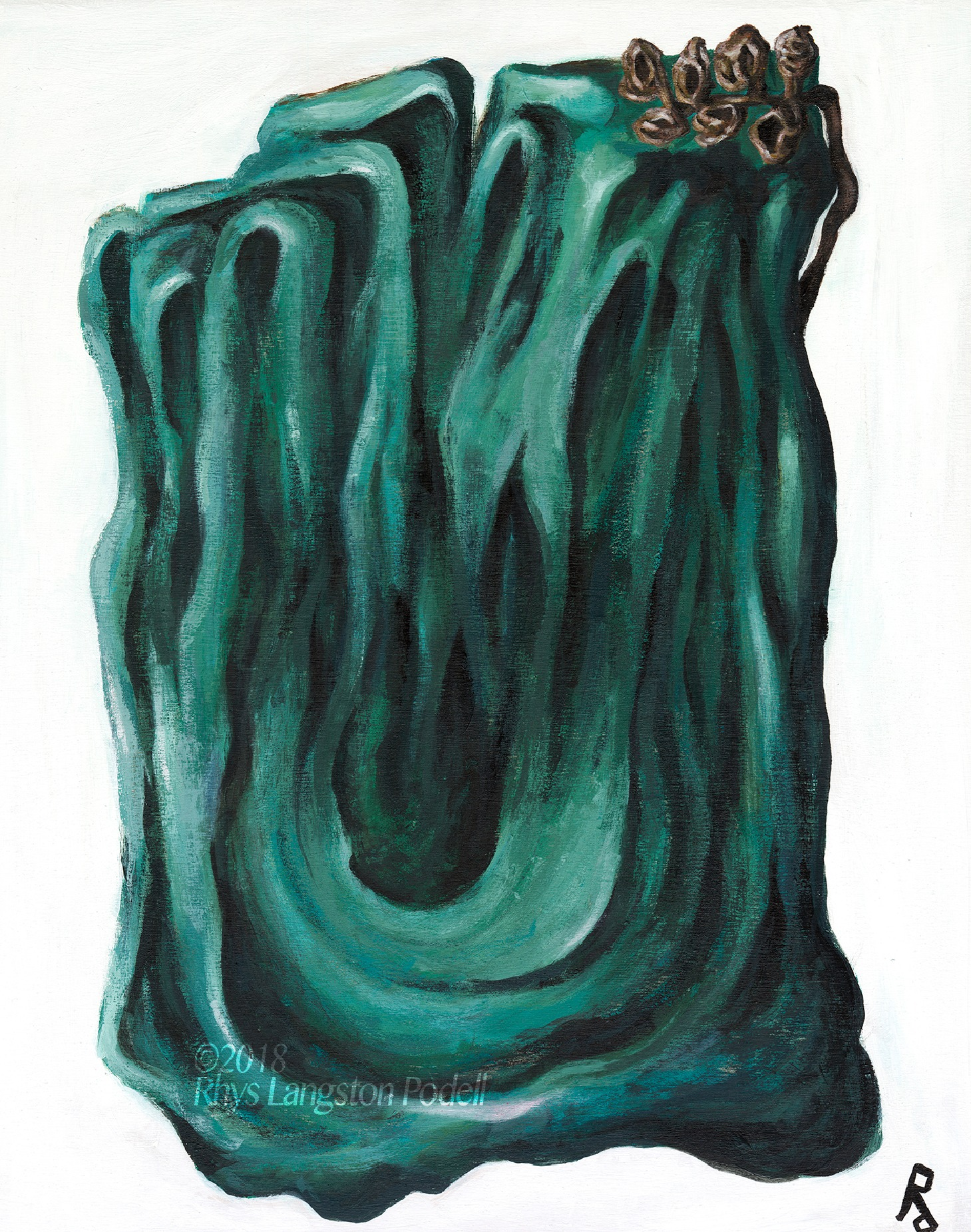 Deep Moss Kevlar No. 9