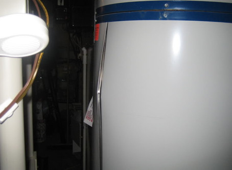 Help! My hot water heater is getting bigger!