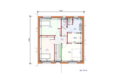Projet Maison individuelle - Tour 1 (4)