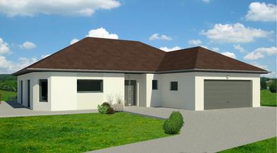 Projet Maison individuelle - Plain pied 1 (1)