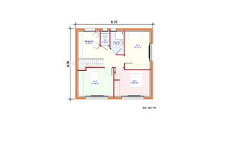 Maison individuelle - Bac acier 1 (2).pn