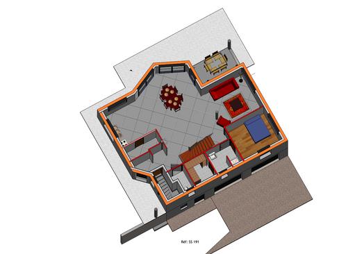 Projet Maison individuelle - Sous-sol 1 (4)