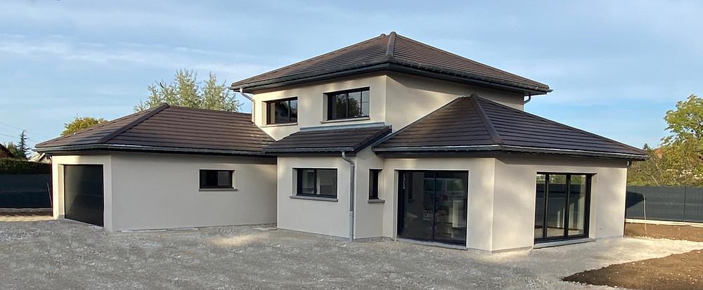 Maison individuelle - Zénith Constructions