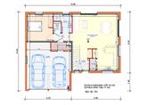 Projet Maison individuelle - Rez + Combles 1 (2)