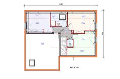 Projet Maison individuelle - Rez + Combles 1 (4)