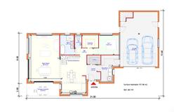 Maison individuelle - Bac acier 1 (4)
