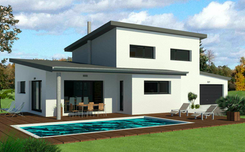 Maison individuelle - Bac acier 1 (1)