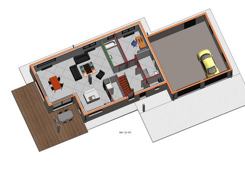 Projet Maison individuelle - Tour 1 (3)
