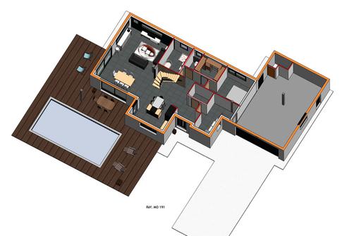 Maison individuelle - Bac acier 1 (3)