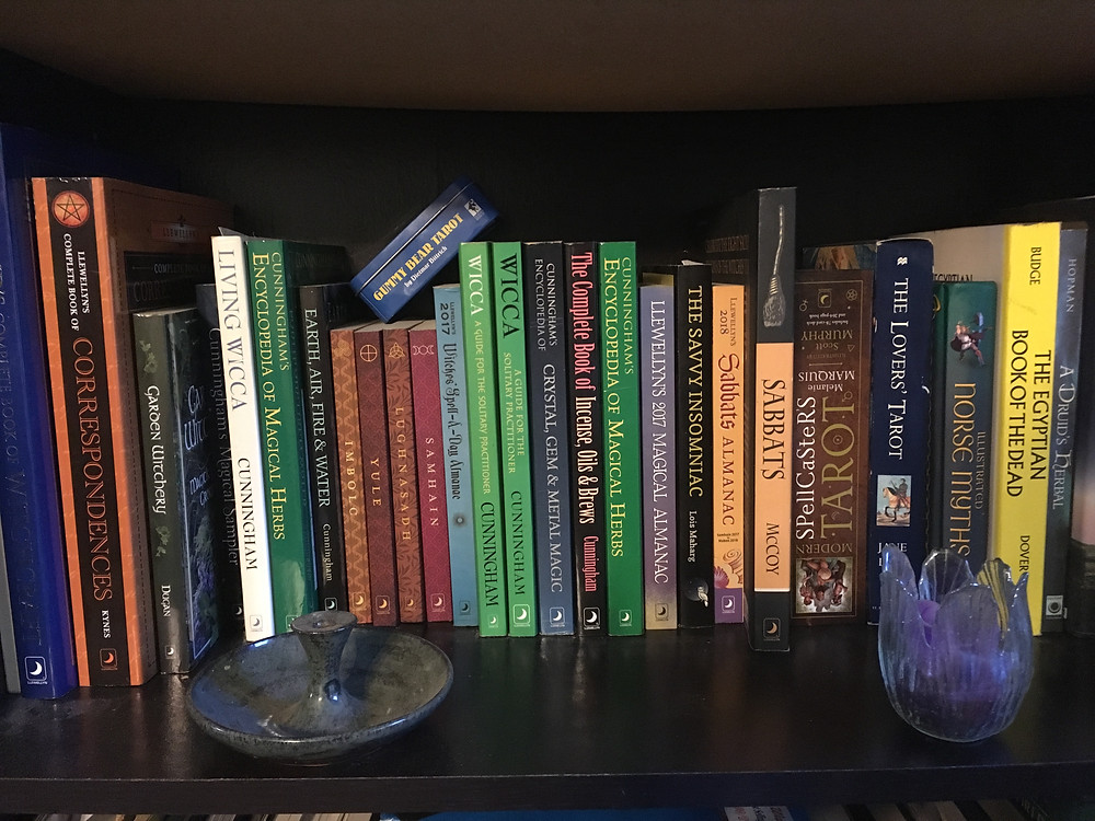 pagan reading library