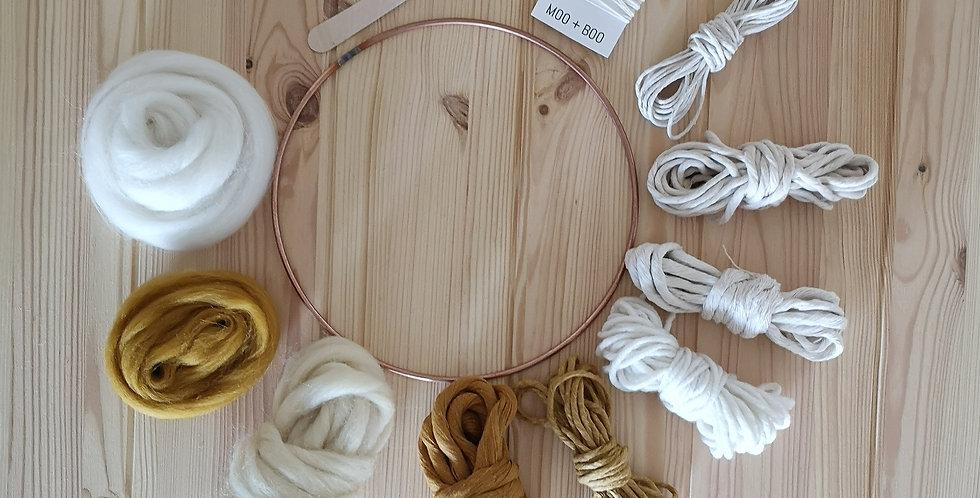 Circular Weaving Kit_Spring