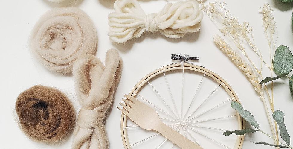 Copy of Circular Weaving Kit _ Beach days