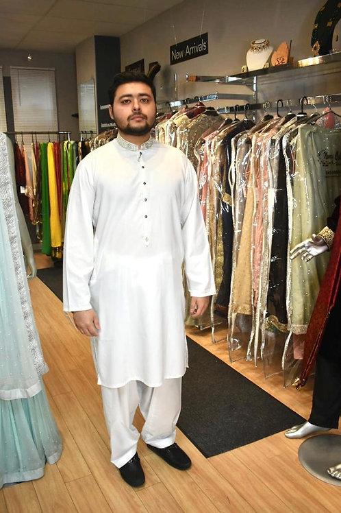 Junaid Jamshed Shalwar Kameez