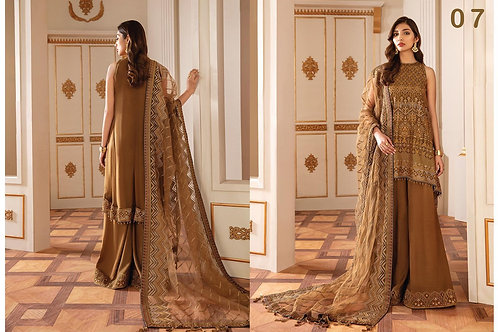 Baroque and Jazmine Chiffon Collection