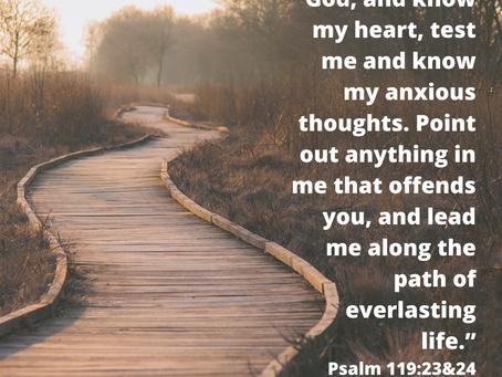 What Prayer Scares Me?