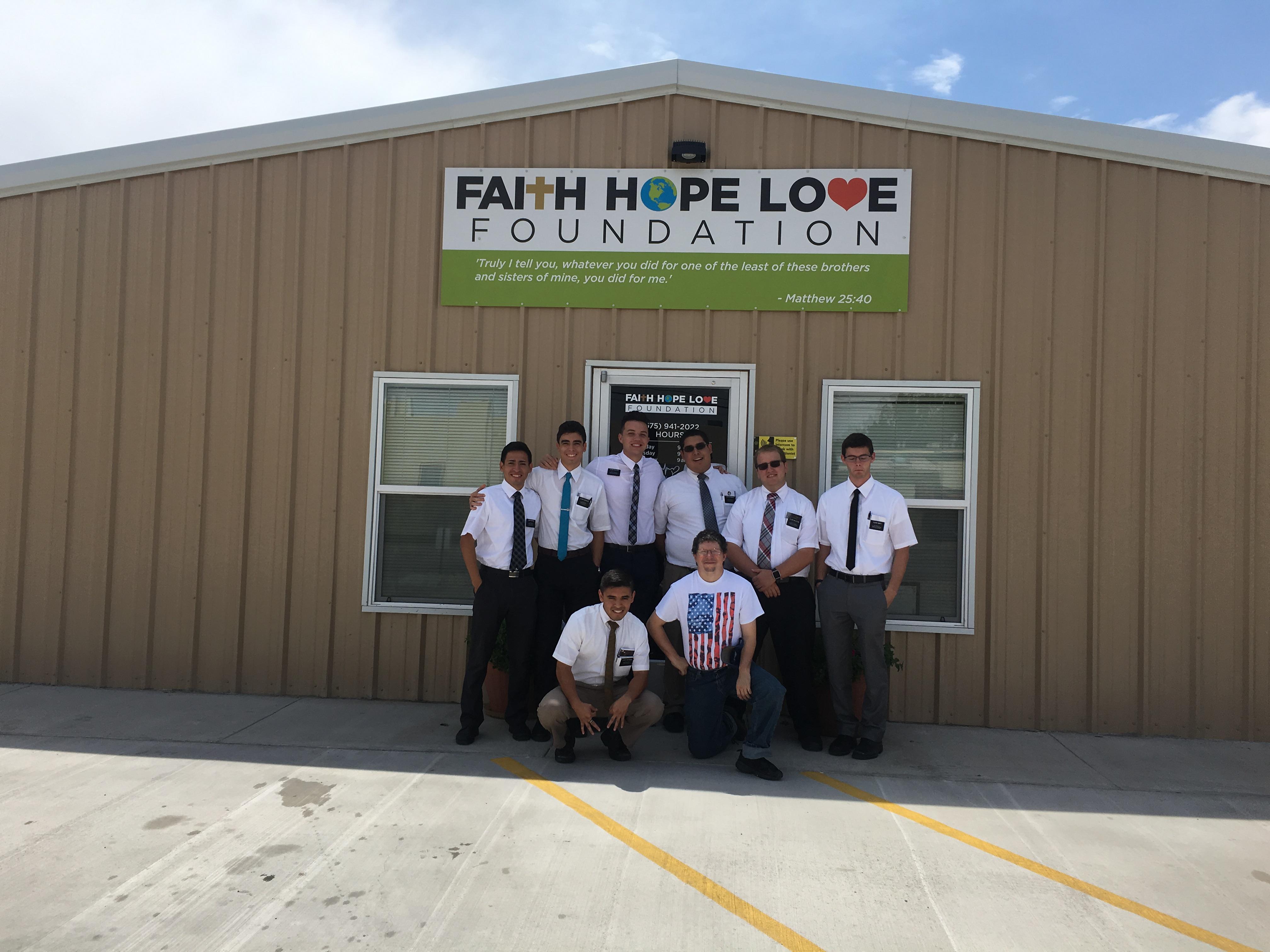 Missionary volunteers