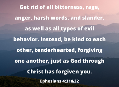 Kindness & Forgiveness