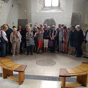 Pilgrimage to Llantwit Major