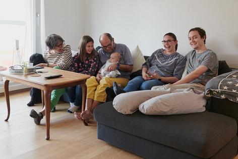 Enapay, Sibylla, Sophia, Hanspeter, Lenny, Lara, Marcel