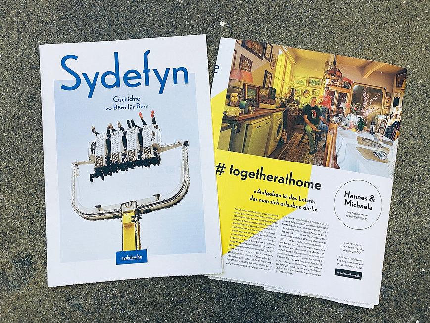 Sydefyn Atelier UBEZIO
