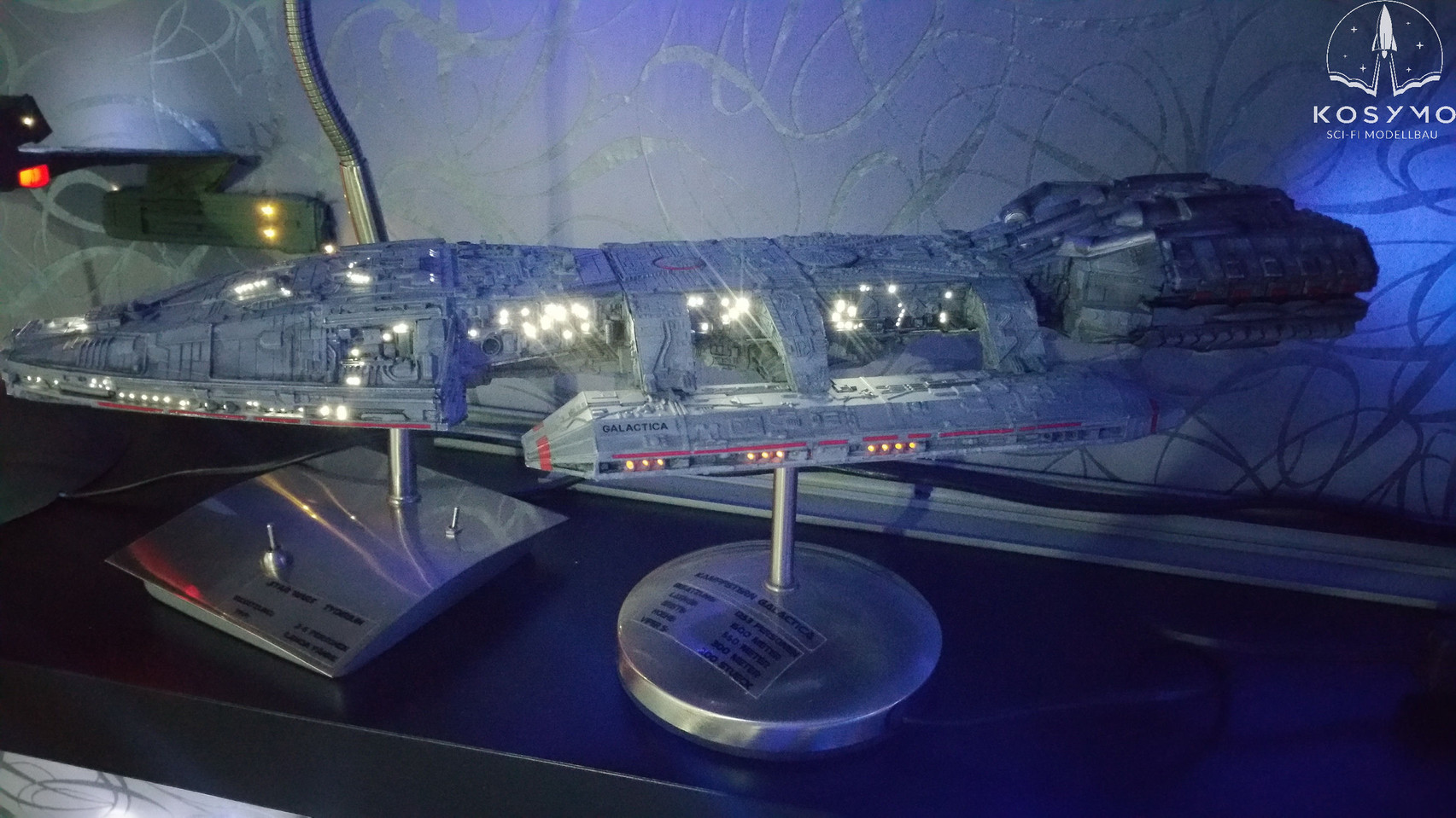 Galactica Classic von Moebius