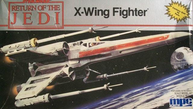 X-Wing von MPC