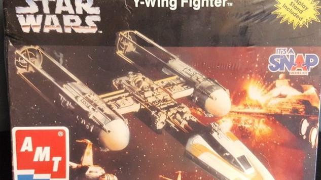 Y-Wing von AMT