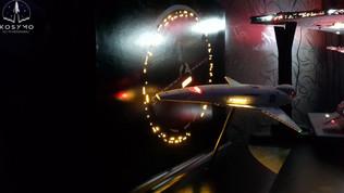 Space Clipper Space Odyssey 2001 von Moebius